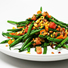 California French Bean Sauté